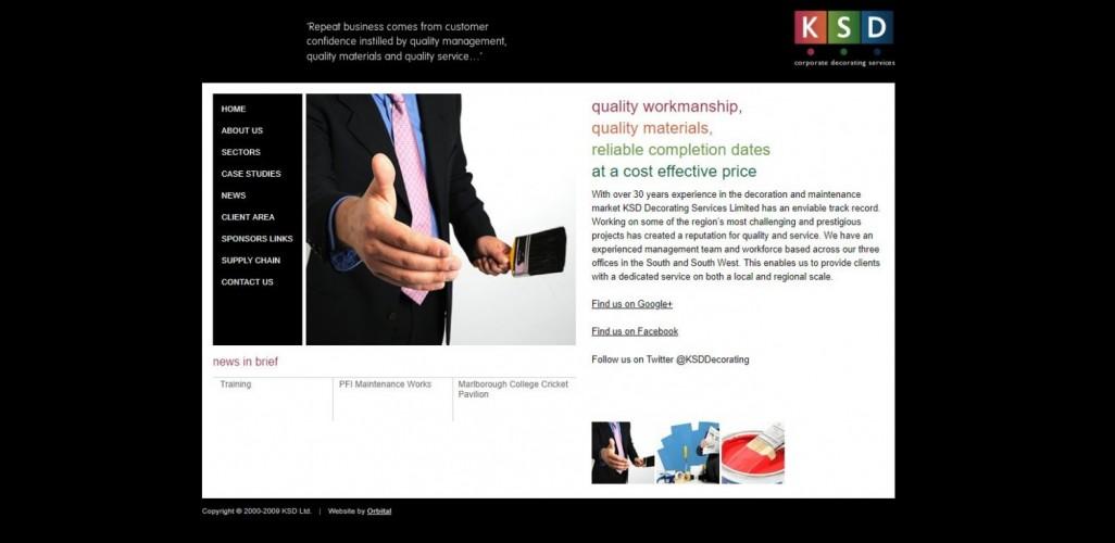 KSD Decorating Services Ltd