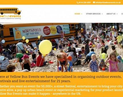 Yellow Bus Events Ltd