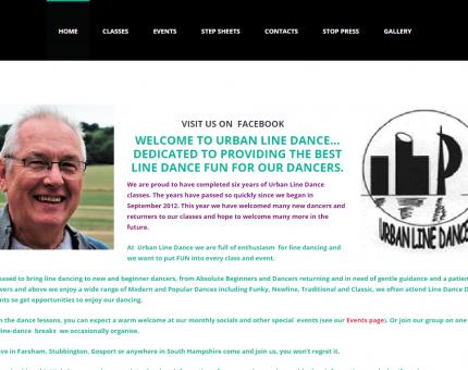 Urban Line Dance