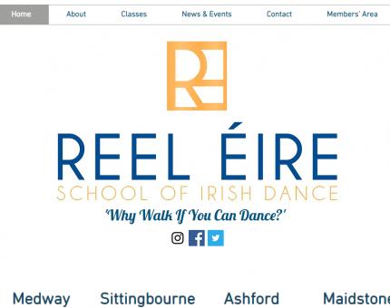 Reel Eire School of Irish Dance