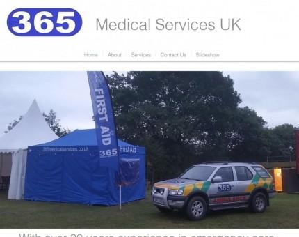 365 medical services uk