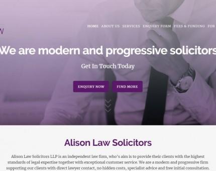 Alison Law Solicitors Bradford