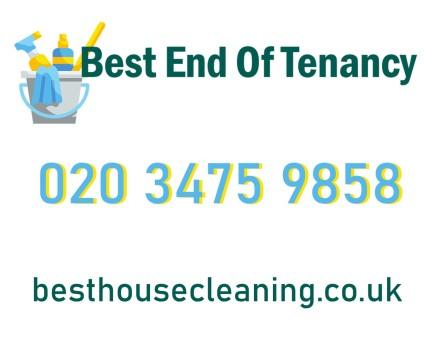 Best End Of Tenancy Cleaning