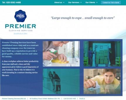 Premier Cleaning Services (UK) Ltd