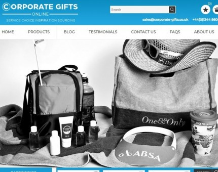 Corporate Gifts Online Ltd
