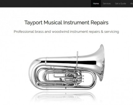 Richard Hume Woodwind & Brass Instrument Repair