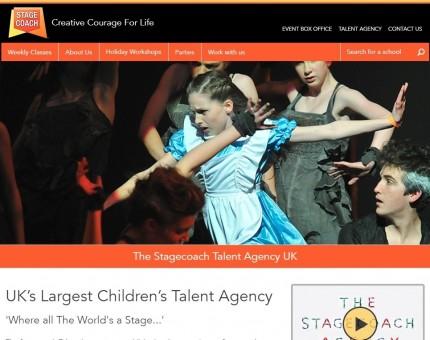 Stagecoach Talent Agency