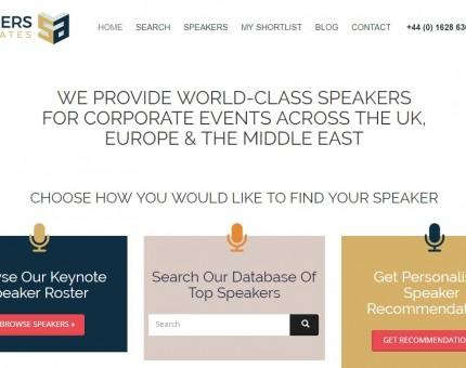 Speakers Associates Ltd