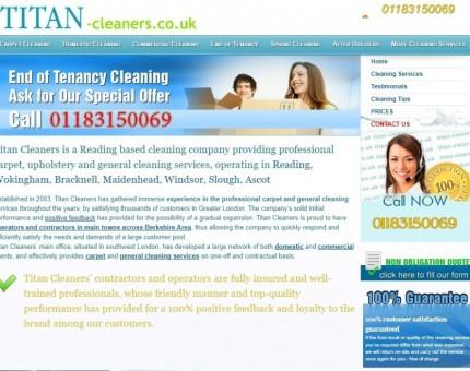 Titan Cleaners