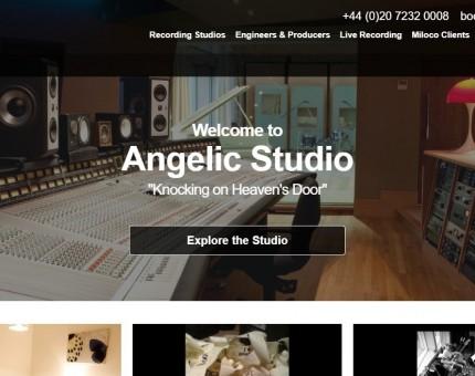 Angelic Residential Recording Studio