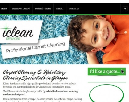 iClean Services Glasgow