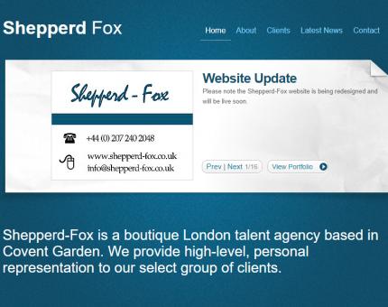Shepperd-Fox