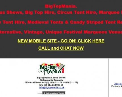 BigTop Mania