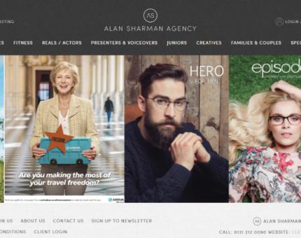 Alan Sharman Agency