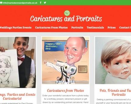 Caricaturist Cartoons & Portraits