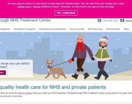 Barlborough NHS Treatment Centre